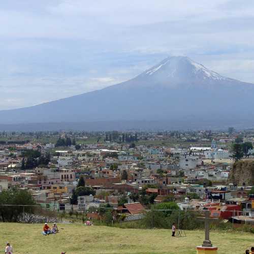 Попокатепетль, Мексика