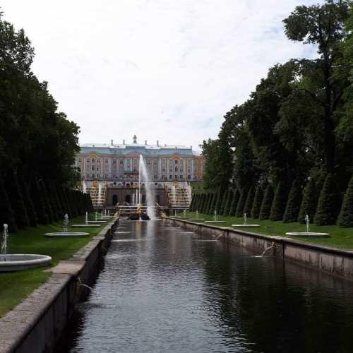 Petergof, Russia