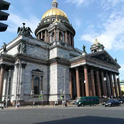 Saint Isaac Cathedral, Russia