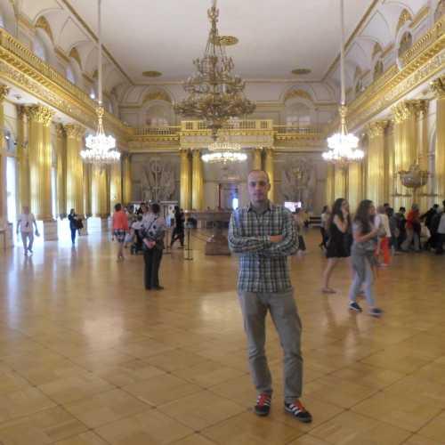 Hermitage Museum, Russia