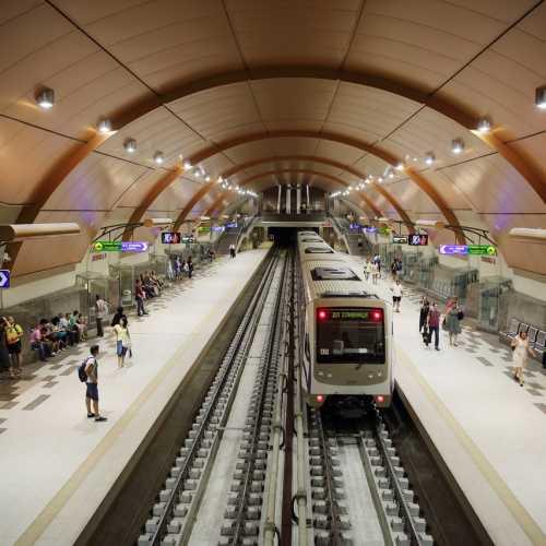 Станция метро Сердика-II (г. София)