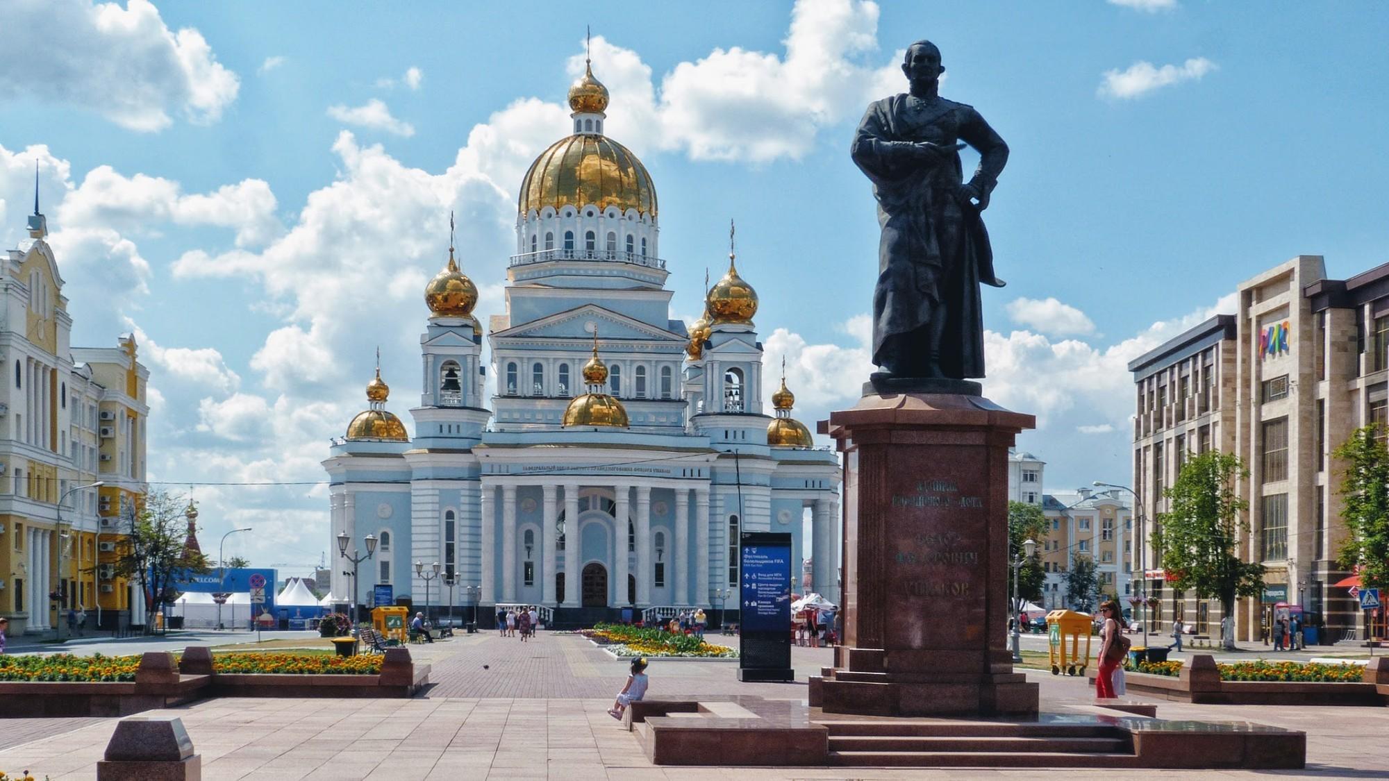 столица мордовии фото помощи датчика