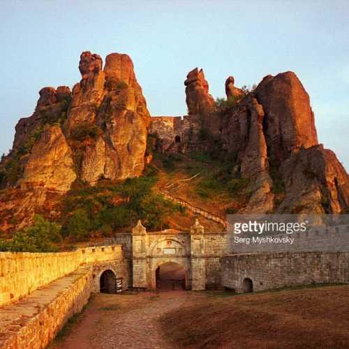Крутое место в Болгарии) очень понравились окрестности! (Белоградчик)