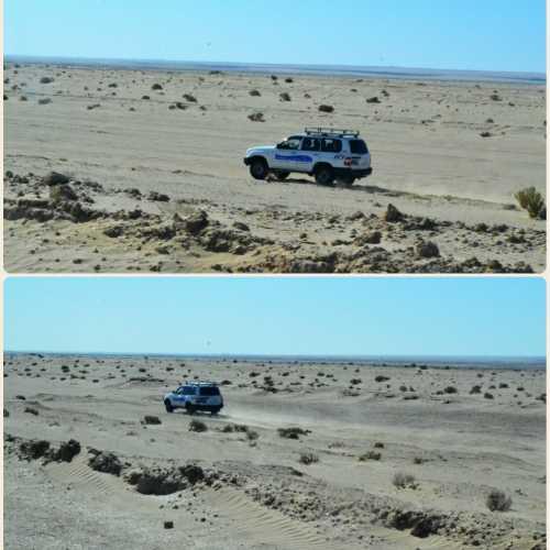 Джип-Сафари в Сахаре!