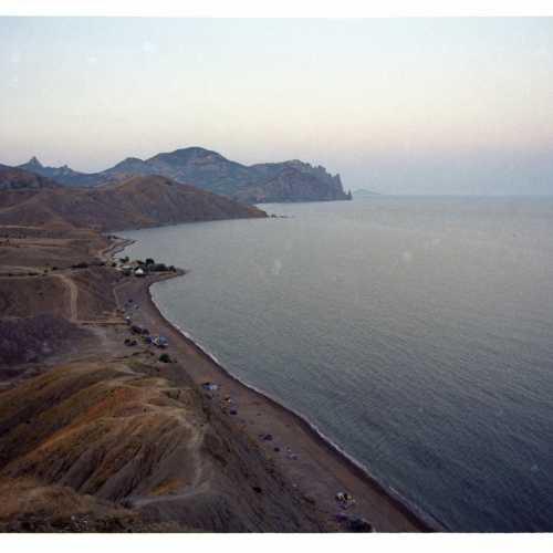 Лисья бухта, Crimea