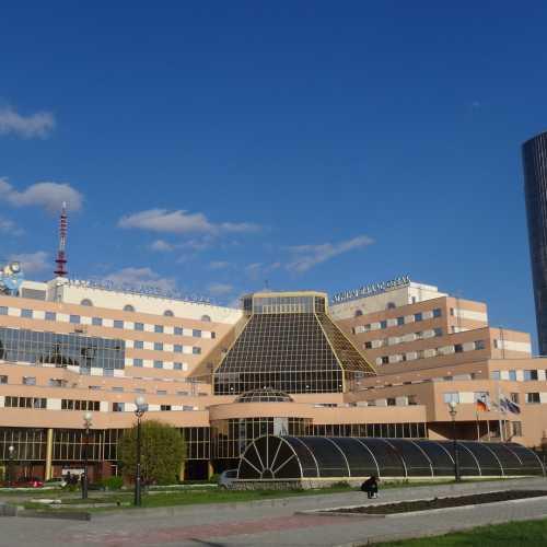 Атриум Палас Отель и Центр международной торговли