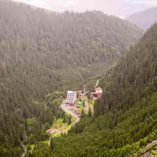 The Transfăgărășan
