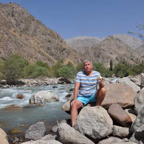 Варзоб, Tajikistan