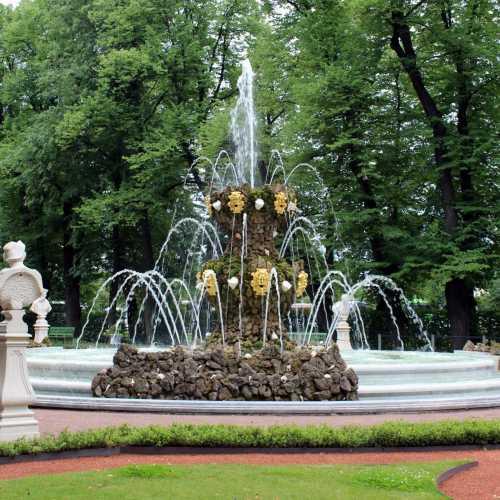 Summer Garden, Russia