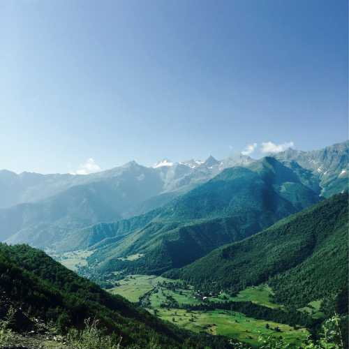 Beautiful Svaneti