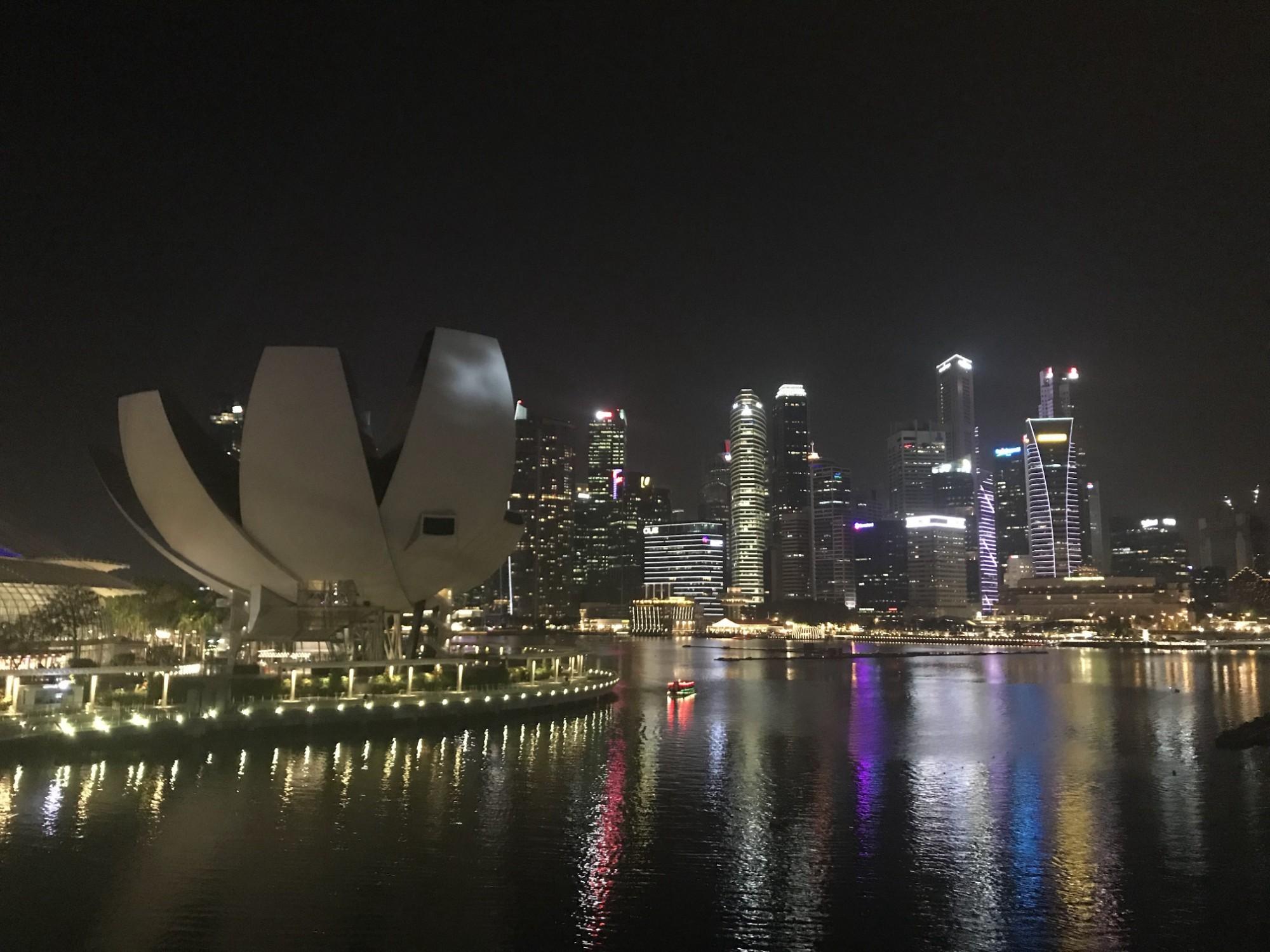 фото сингапура в июне