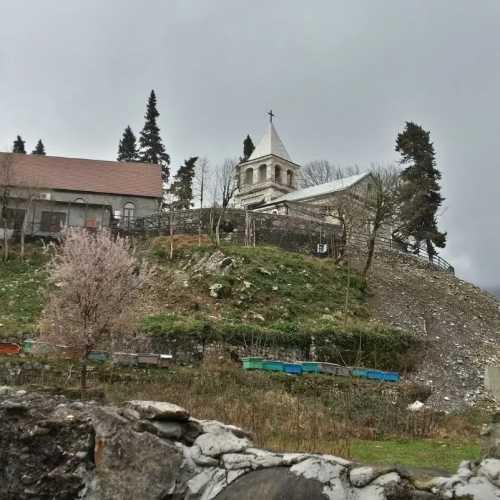 Каманы, Abhazia