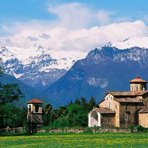 Лыхны, Abhazia