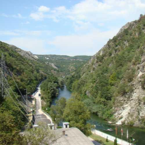 Canyon Matka, North Macedonia
