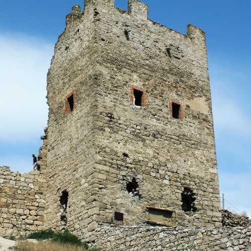 Феодосийская генуэзская крепость, Крым