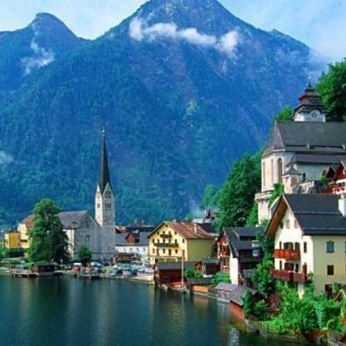 Гальштадт, Австрия