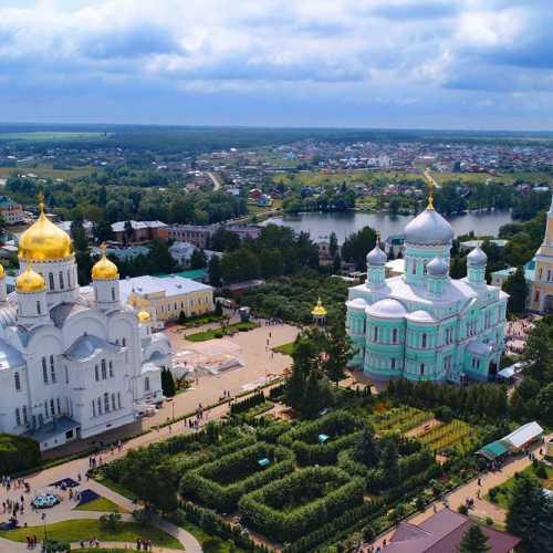 Соборная площадь. Москва