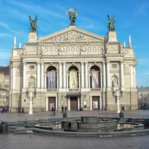 Оперный театр (Львов)