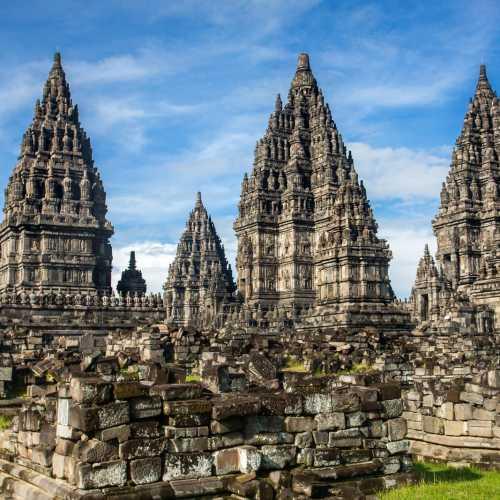 Prambanan Temples, Indonesia