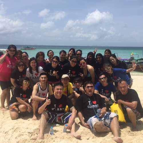 Bagus Holiday company trip july 2015
