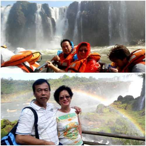 2015 Iguazu Falls- Argentina side