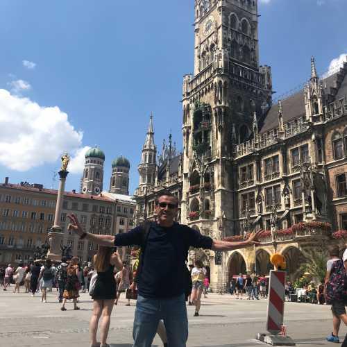Marienplatz, Germany
