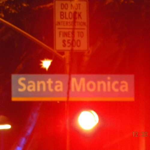 Santa Monica Beach, United States