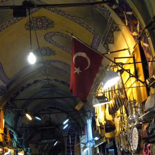 Grand Bazar, Turkey