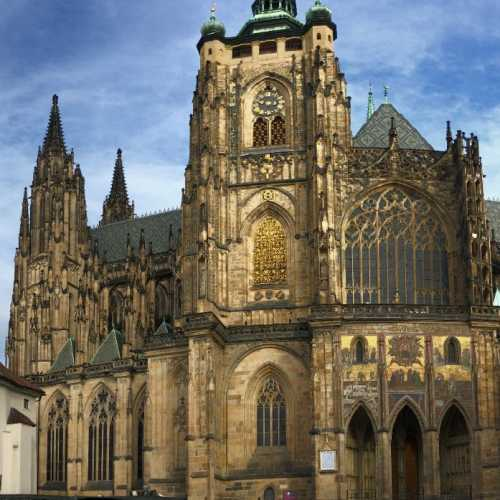 St.Vitus and Prague Castle