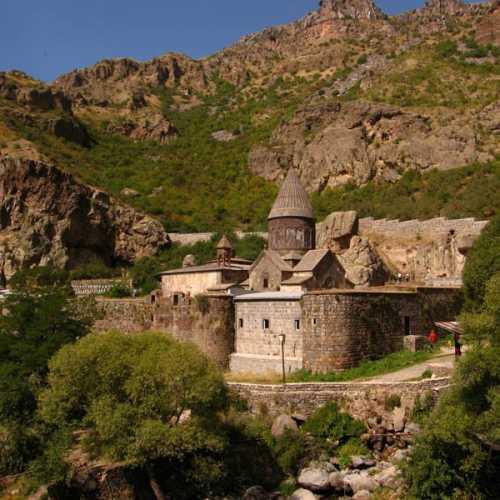 Geghard, Armenia