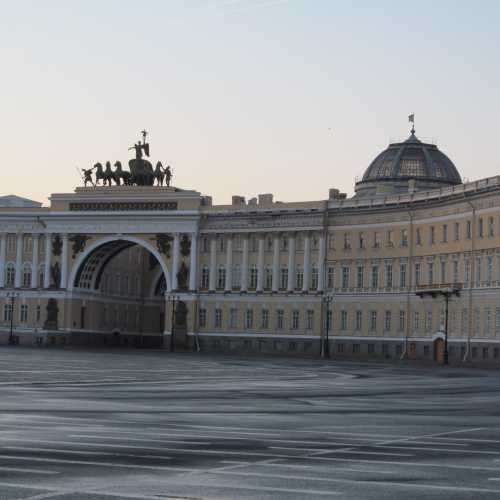 Palace Square, Russia