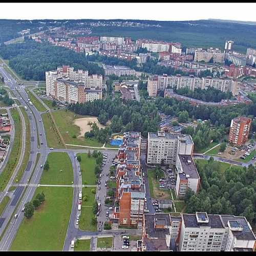 Sosnovyi Bor, Russia