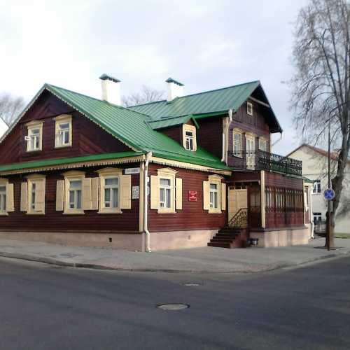 Музей Максима Богдановича (поэт, один из создателей современного белорусского языка) )