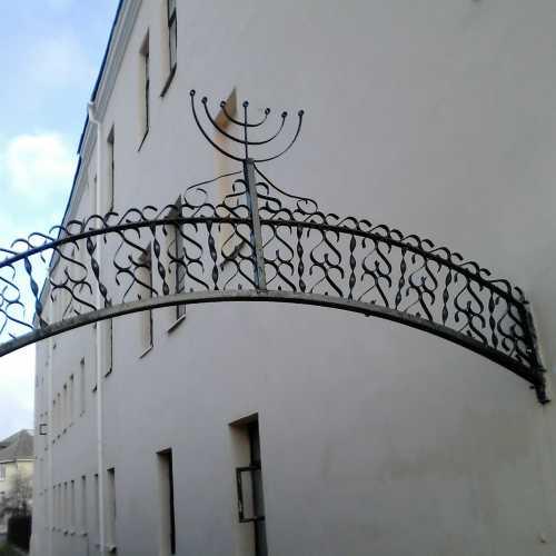 Вход в еврейское гетто