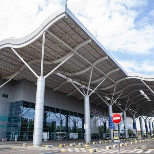 Аеропорт Одессы, новый терминал