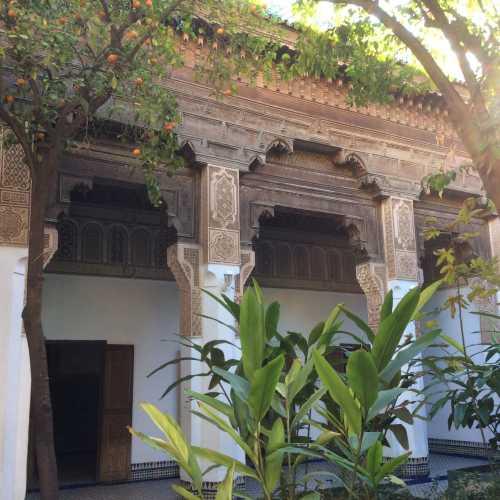 Palais de la Bahia, Марокко