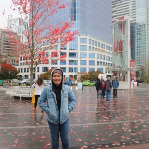 #Vancouver!