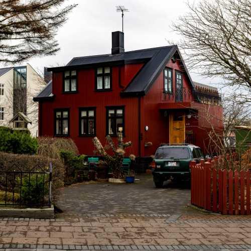 Reykjavik town house.