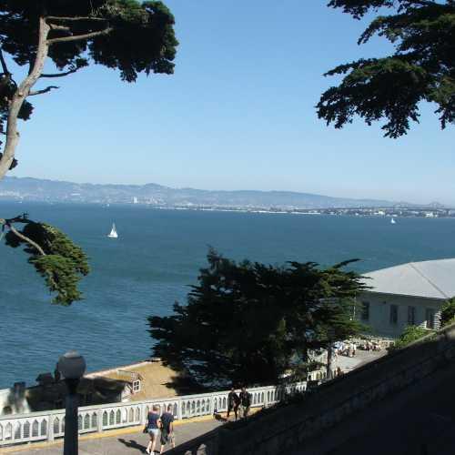 San Francisco Bay from Alcatraz