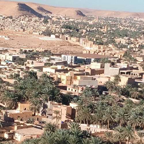 Ghardia, north Sahara