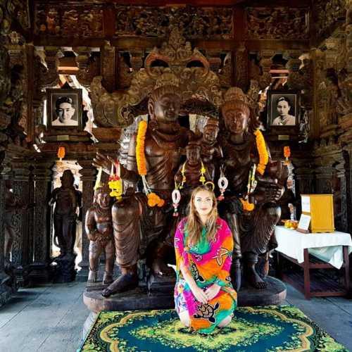 The Santuary of Truth, Pattaya