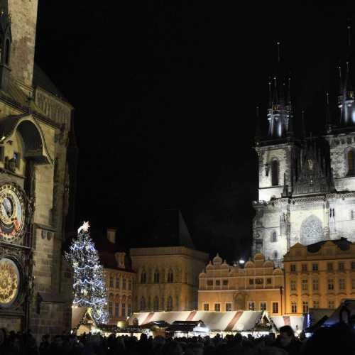 Пражские куранты, Чехия