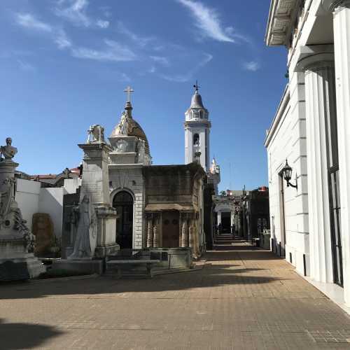 La Recoleta Cemetery, Argentina