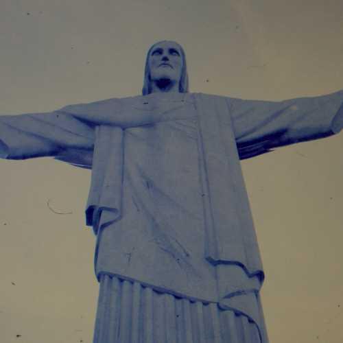 Rio de Janeiro. Corcovado.