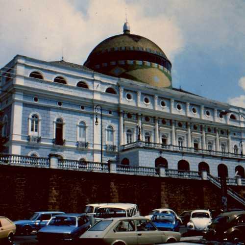 Manaus. Teatro Amazonas