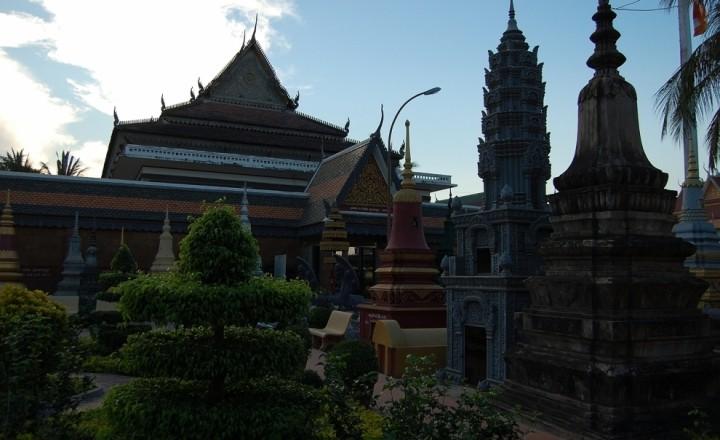 Ангкор Ват. Фото из путешествия в Камбоджу