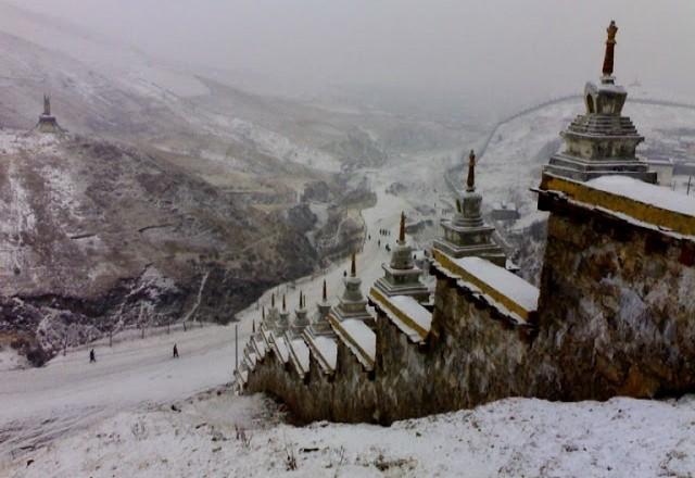 Монастырь Чодэ