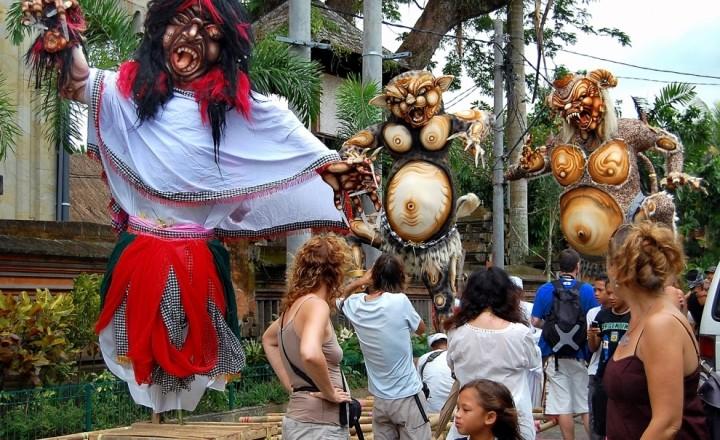 Новый год на Бали - Ниепи