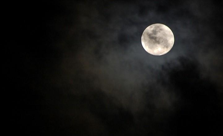 Накануне Земно-Лунного сближения..