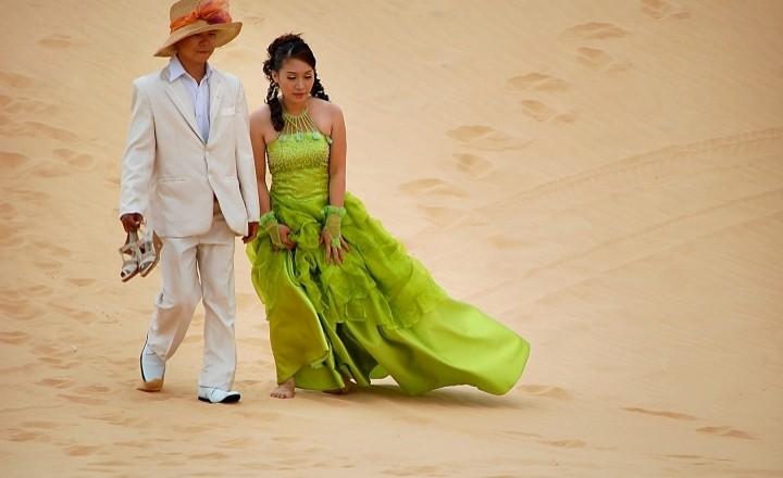Песчаные дюны во Вьетнаме - возможно?